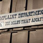 Complaint Department Located 200 Miles Away